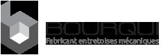 S.A.S BOURQUI JEAN Décolletage de précision Logo